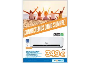 Connecta Málaga julio 20