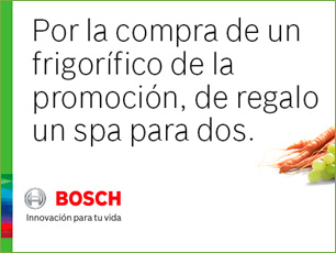 Bosch regalo spa