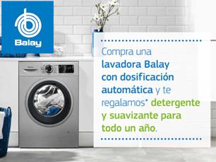 Balay regalo detergente