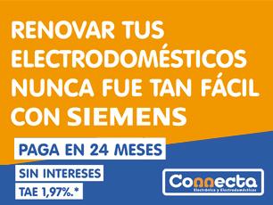 Siemens 24 meses sin intereses