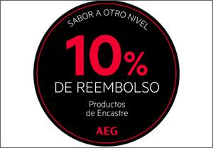 AEG reembolso 10%