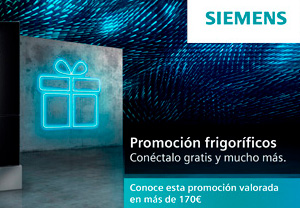 Siemens frigoríficos conectados