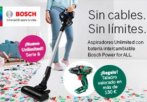 Bosch regalo taladro