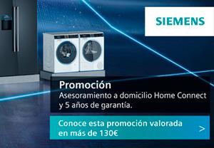 Siemens electrodomésticos conectados