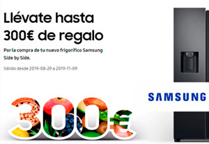 Samsung reembolso 300€