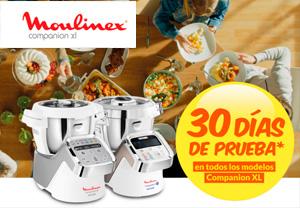 Moulinex Companion prueba gratis